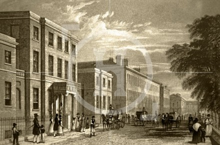 The Royal Institution, Colquitt Street, c1832