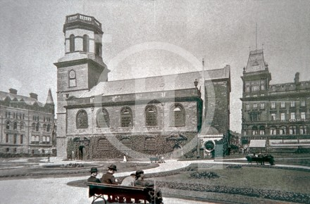 St Peter's Church, Church Street, early 20th Century