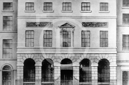 A view of the Athenaeum, Church Street