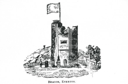 The Fire Beacon, Everton