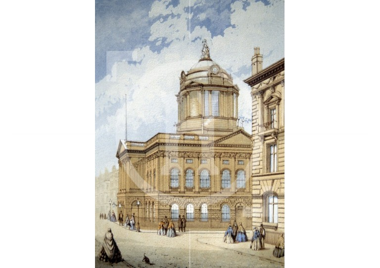 The Town Hall from Dale Street