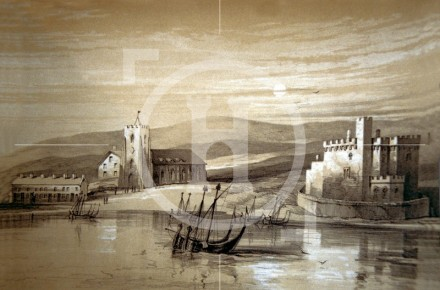 Earliest known view of Liverpool