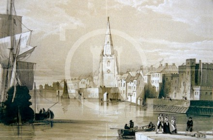Liverpool in 1760