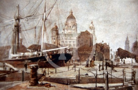 Canning Graving Dock to Mersey Docks and Harbour ...