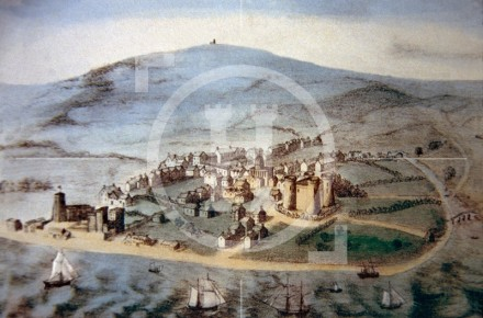 Liverpool as it appeared in 1650