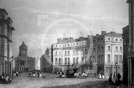 St George's Crescent and Castle Street