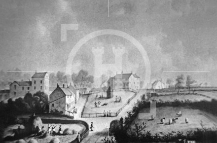 Shaw Street and Everton Brow, 1800