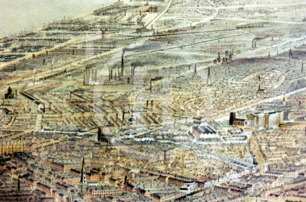 Northern Liverpool in 1859