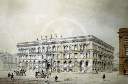 Brown's Buildings, Exchange Street West