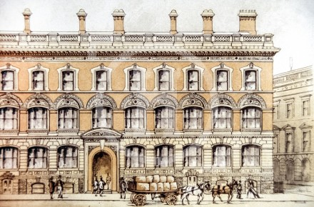 The Albany, Old Hall Street