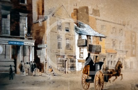 Dale Street, south side, 1857
