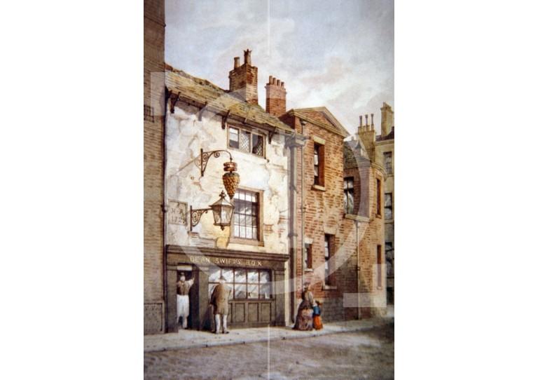 Old Sweeting Street