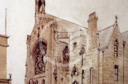Holy Cross [RC] Church Schools, Great Crosshall Street