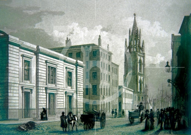The Sessions House in Chapel Street