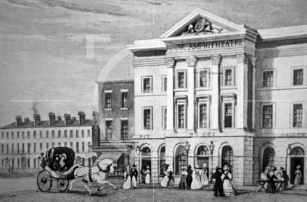 The Royal Amphitheatre, Great Charlotte Street