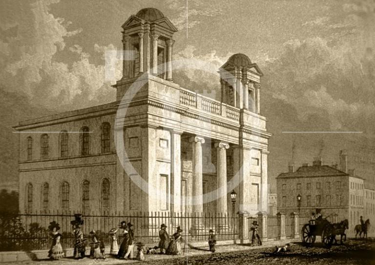 St Andrew's Church, Rodney Street