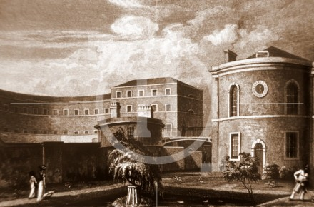 The County House of Correction, Kirkdale