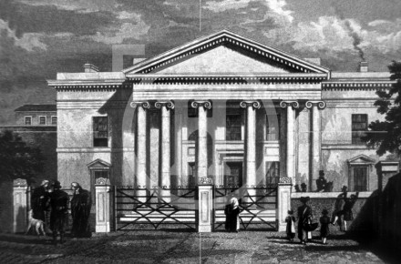 Sessions House, Kirkdale, c 1835