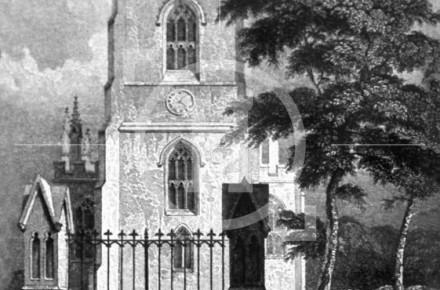 St George's Church, Everton
