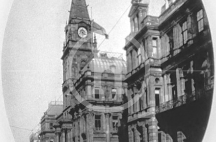 The Municipal Buildings, Dale Street, c 1901
