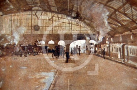Lime Street Station, 1907