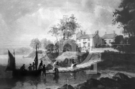Woodside Ferry, 1814